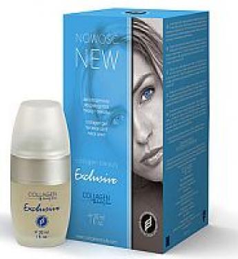 Collagen beauty Exclusive 30ml pro omlazení pokožky - na vrásky, jizvy, strie