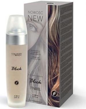 Collagen beauty Black 100ml na vlasy