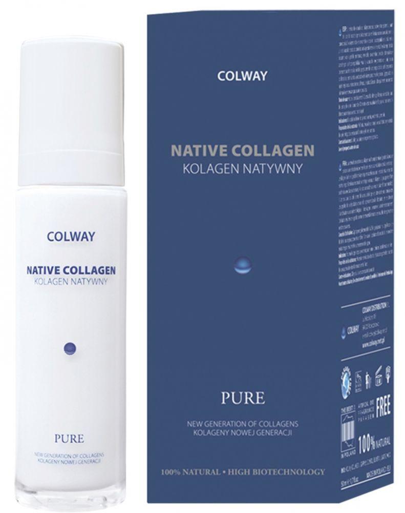 Colway NATIVE COLLAGEN PURE - Nativní Kolagen