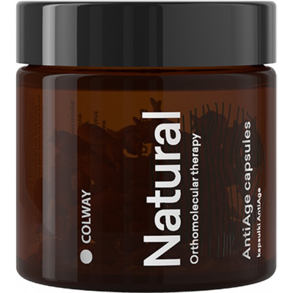 Colway - Natural Antioxidační Krém na obličej