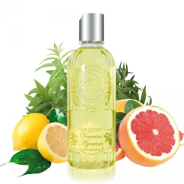 Jeanne en Provence sprchový gel Verbena 250ml