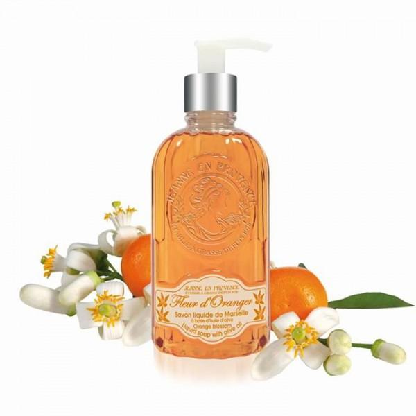 Jeanne en Provence tekuté mýdlo Levandule 300ml