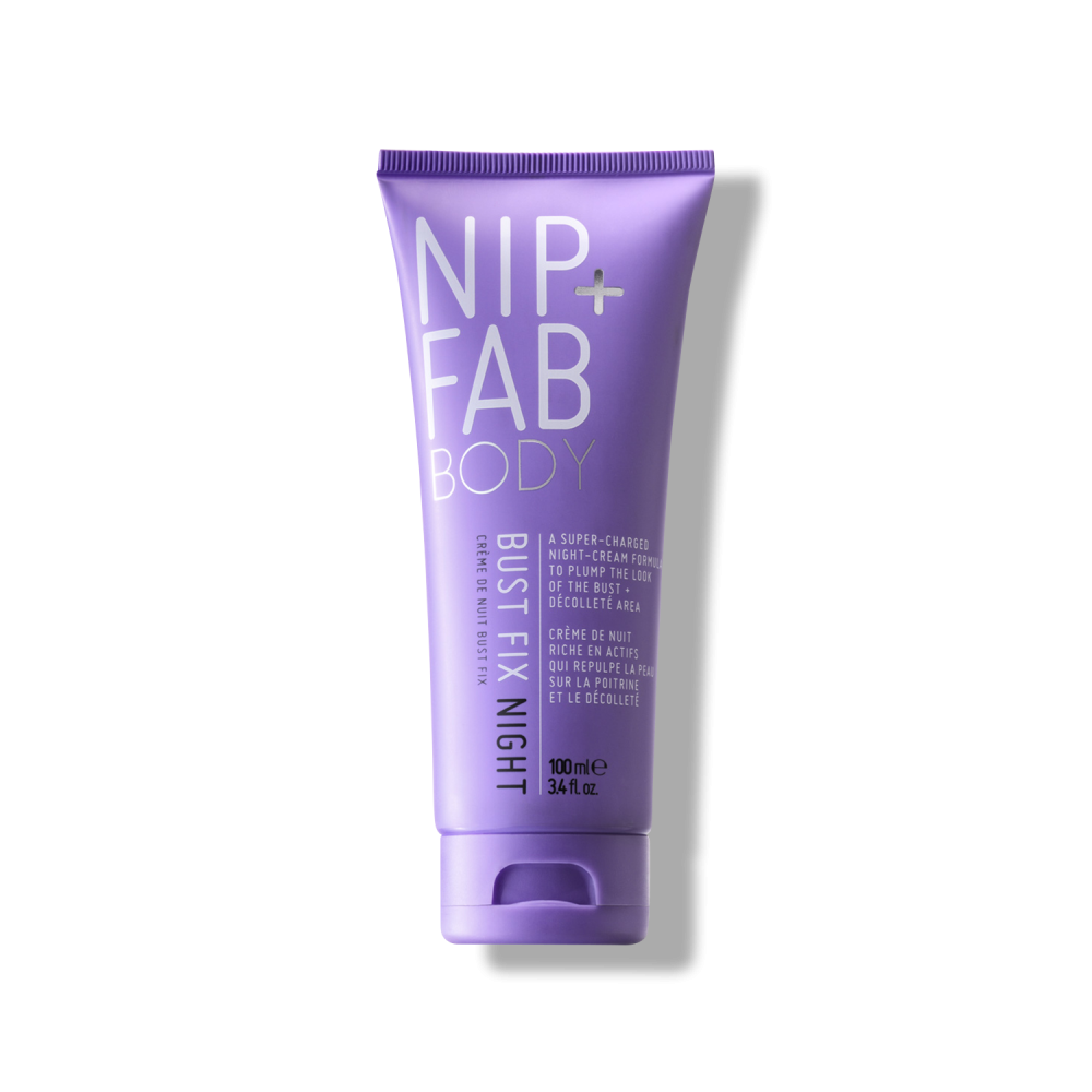 NIP + FAB BUST FIX night - krém na zvětšení prsou AKCE