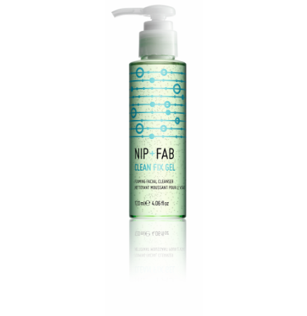 NIP AND FAB CLEAN FIX GEL čistí póry